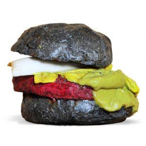 The Black Burger Lover