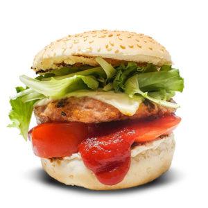 Apollo Hamburger di pollo